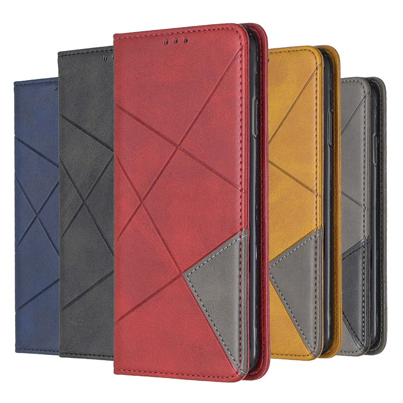 PU Leather Phone Case Wallet Cover For Xiaomi <font><b>Redmi</b></font> Note K30 8 8T <font><b>7</b></font> 7A K20 Pro <font><b>Smartphone</b></font> Funda For <font><b>Xiomi</b></font> MI 9T Flip Stand Case image