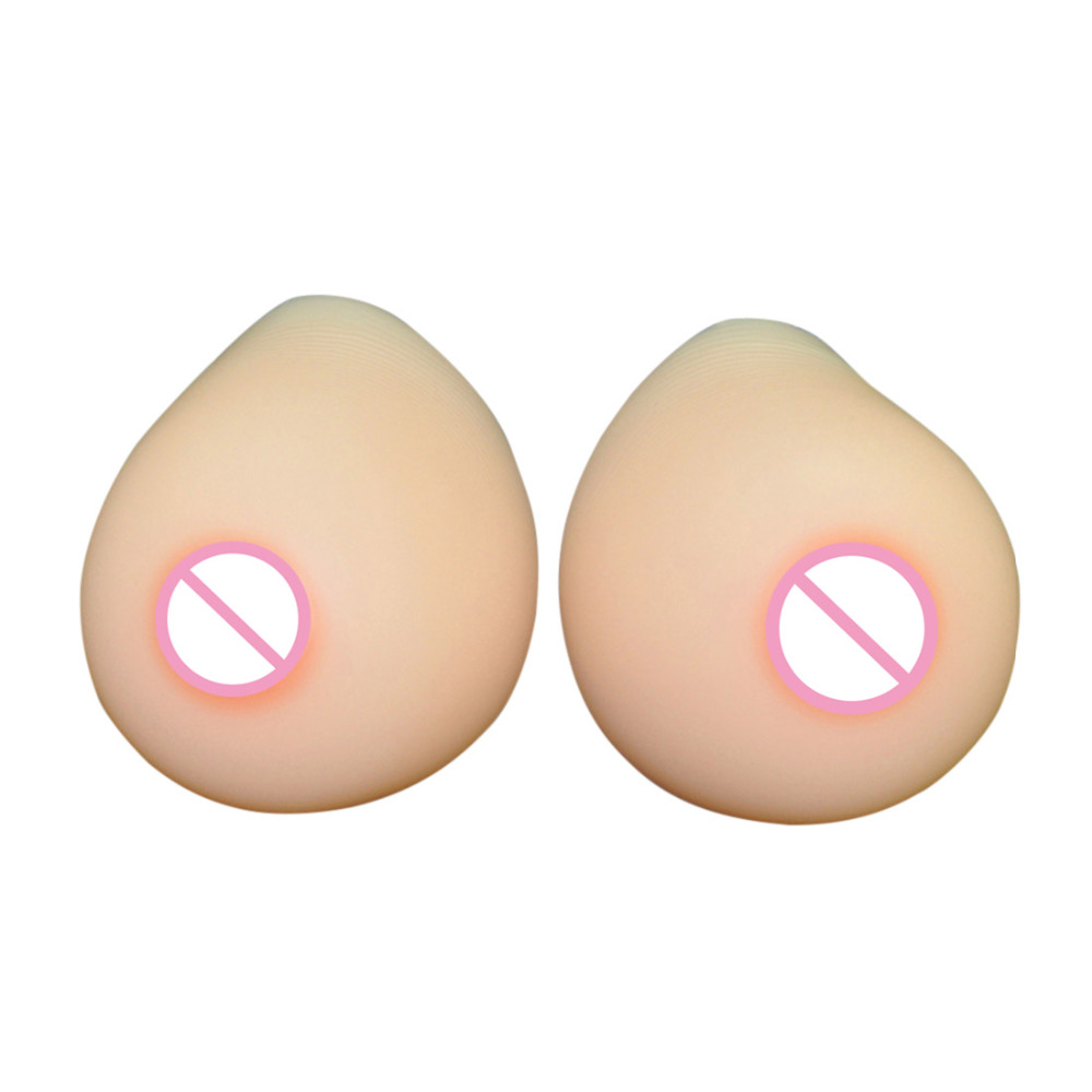 1600g/pair 4XL Size Realistic Silicone Breast Forms Prosthesis Artificial Breast Fake Boobs for Mastectomy Crossdresser купить