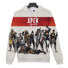 drop shopping 2019 new 3D Apex Legends game sweatshirt Men/Women spring Casual