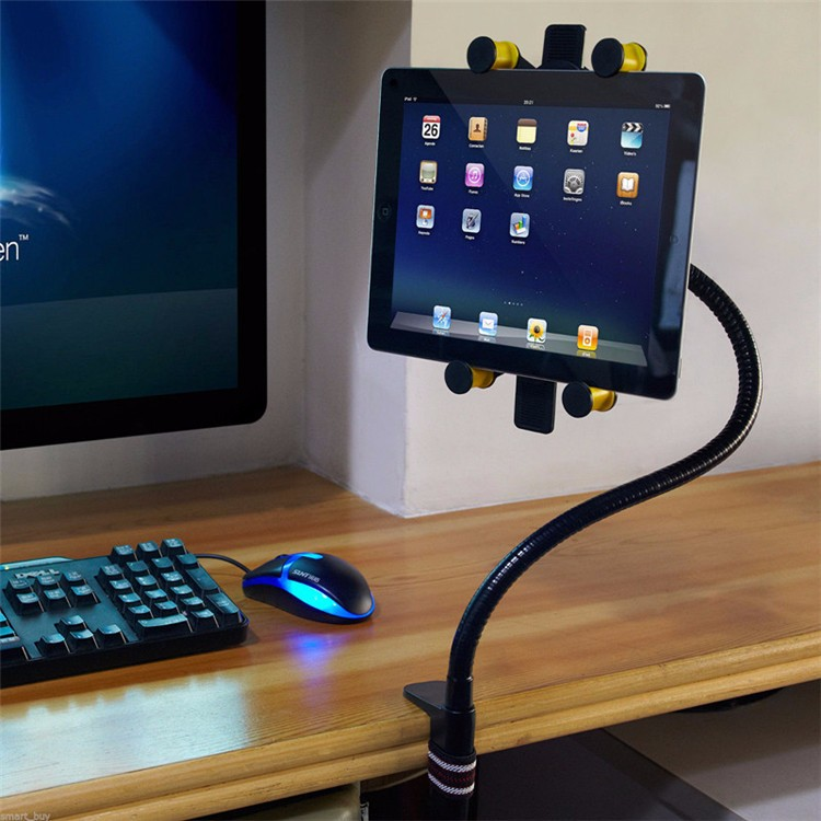 l Tablet stands Desk Floor Seat Gooseneck Mount Holder  55