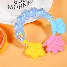 Baby Cartoon Rattle Teether Educational Mobiles Toys Teeth Biting Baby