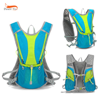 9 Color 5L Vest Style Outdoor Sports Cycling Racing Marathon Water Bag Backpack Hydration Pack Hiking Camping