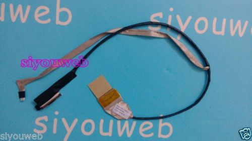 NEW for LVDS LCD LED SCREEN VIDEO FLEX CABLE FOR HP Pavilion G7 Laptop DD0R18LC030 R18LC030