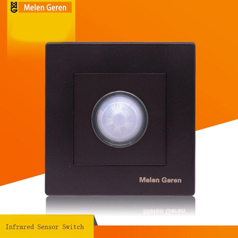 Sound And Light Control Delay Motion Sensor Switch For: Infrared Motion Sensor Switch Smart Sound And Light Sensor