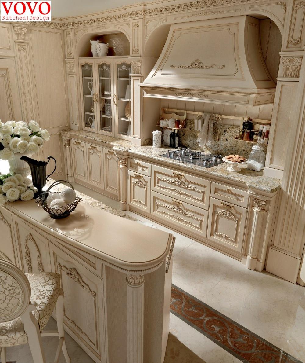 White Kitchen Cabinet Unique Design With Beautiful Decorations