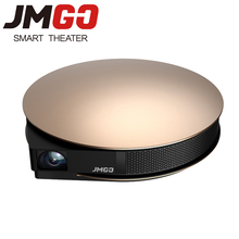 JmGO G3 Pro Mini Portable Projector Android Wifi Smart Theater Full HD Led Projector Support 4K 300 inch Hi-Fi Bluetooth Beamer