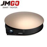 JmGO G3 Pro Mini Proyector Portátil Wifi Android Smart Teatro Full HD Llevó el Proyector Del Soporte 4 K 300 pulgadas Hi-Fi Bluetooth Beamer