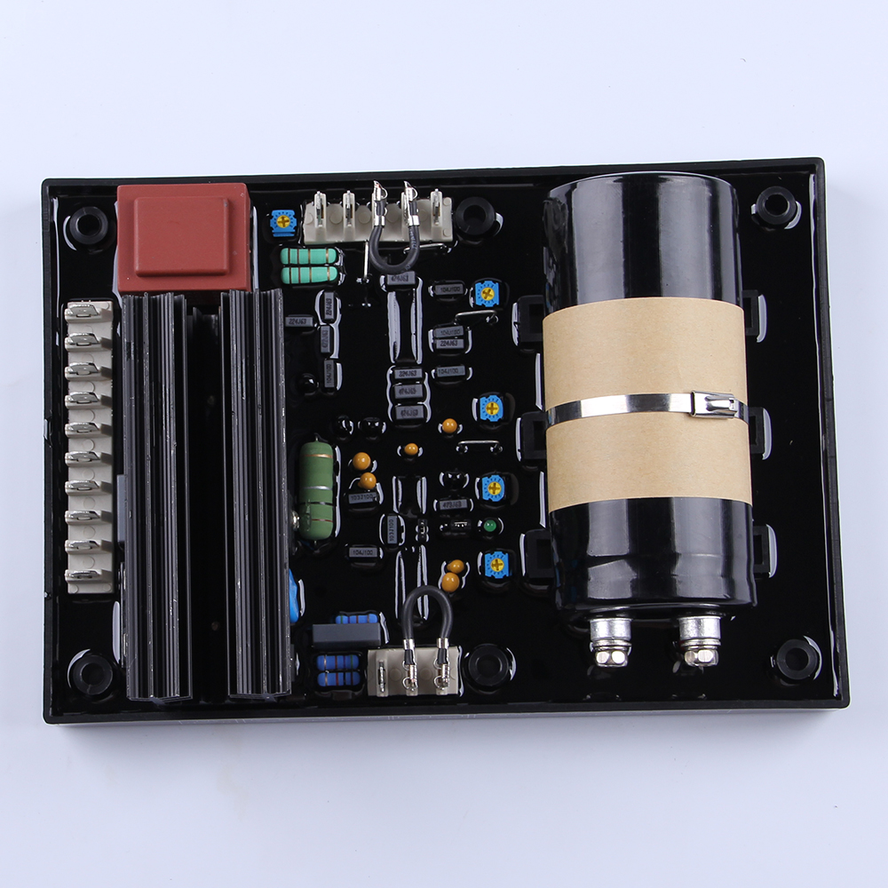 Leroy Somer Avr r449 Regulators Stabilizers Automatic Voltage Protector Switch Brushless Alternator electric Generator Parts