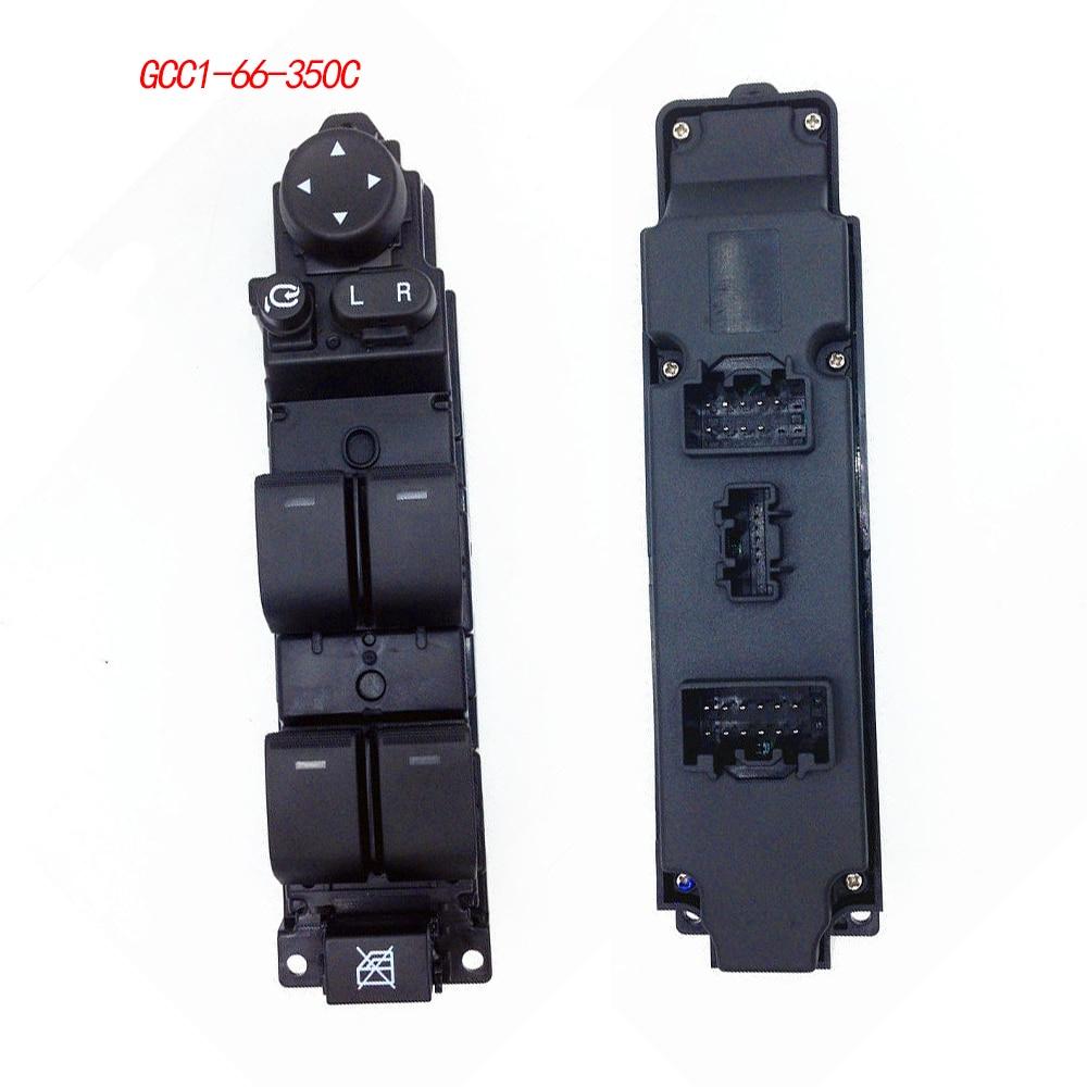 GCC1 66 350C GCC166350C POWER MASTER WINDOW CONTROL SWITCH LHD FOR Mazda CX 7 2007 2012