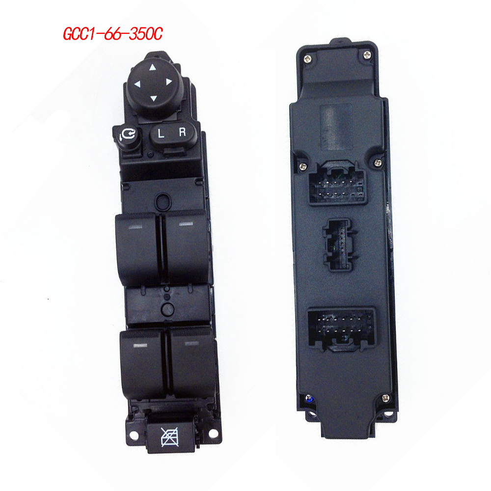 power window wiring diagram 2007 mazda cx 7 gcc1 66 350c gcc166350c power master window control switch ...