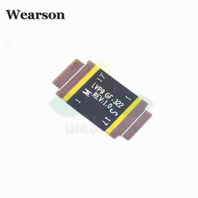Para lenovo a7600-f a10-70 a7600f a7600 principal motherboard flex cable fpc 100% original envío libre con número de seguimiento