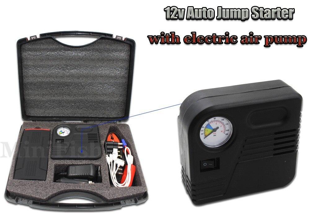 Conception de mode de haute qualité saut démarreur 600A voiture saut démarreur batterie externe chargeur de voiture pour démarrer voiture diesel essence - 5
