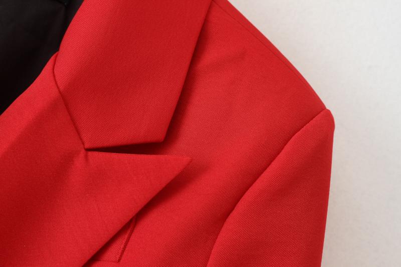 Red Blazer 20