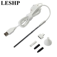 LESHP 4 9mm Lens Medical USB Endoscope For OTG Android Phone PC Borescope Inspection Otoscope Endoscope