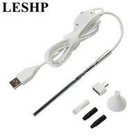 LESHP 4 9mm Lens Medical USB Endoscope For OTG Android Phone PC Borescope Inspection Otoscope Endoscope