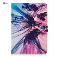 MDFUNDAS Cute Painting Tablet Case For Apple iPad Air 1 / iPad 5 Convinient Flip Stand Protective Cover For iPad 5