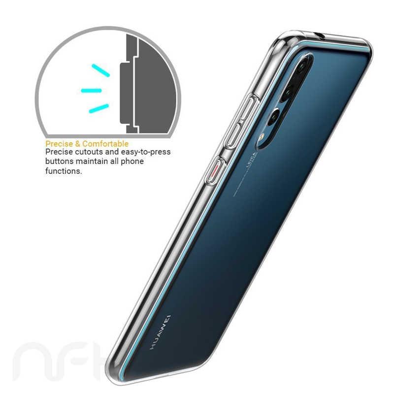 Ультратонкий Мягкий Прозрачный силиконовый чехол для huawei Honor 20 Nova 5 Nova4 Nova 3I тонкий защитный чехол из ТПУ на P20 Pro P30 Lite