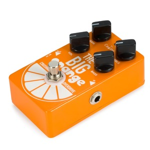 Image 4 - Nova chegada caline CP 54 od pedal de guitarra overdrive o grande laranja esmagamento overdrive efeito guitarra pedal true bypass efeito venda