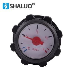 Image 2 - Dizel jeneratör yakıt deposu seviye sensörü uzunluğu sıvı ölçüm aletleri gaz yağı akış şamandıra alarmı otomatik sensör 120 350mm