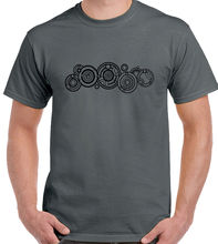 Dr Whos Name In Circles - Mens Funny SCI-FI T-Shirt The Doctor Gallifrey New T Shirts Tops Tee Unisex