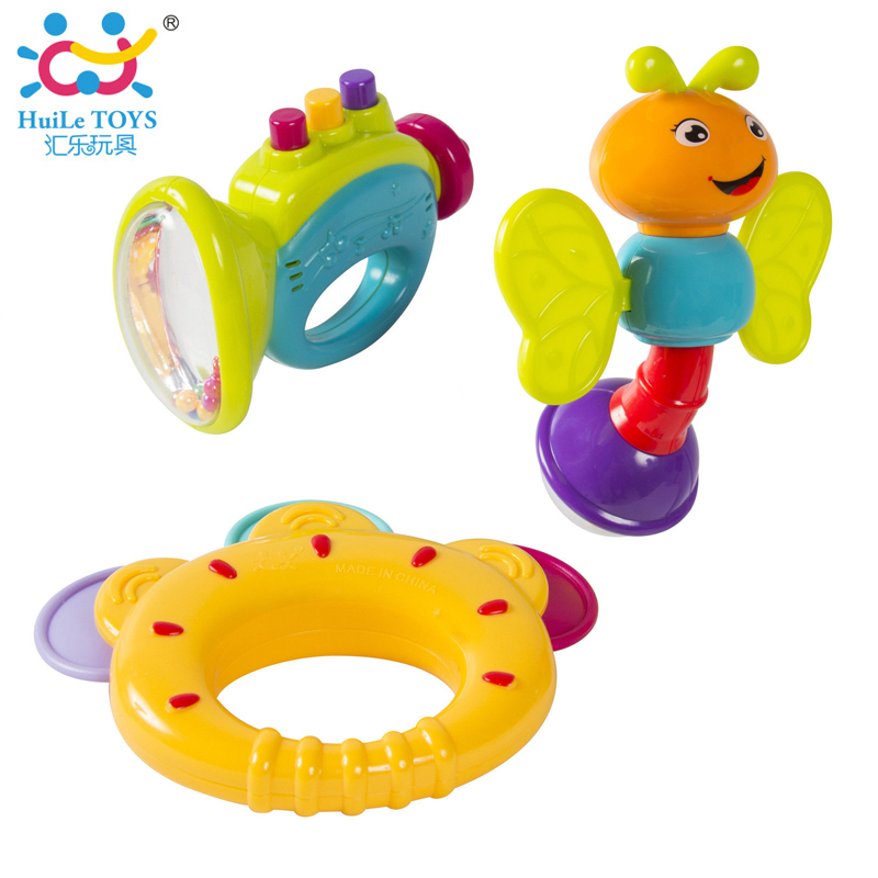 Wholesale Baby Toys : מוצר wholesale pc baby toy rattles with ring bell