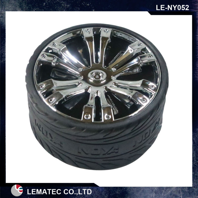 LEMATEC Auto Car Wheel Style Perfume Car Air Freshener Japan Made Natural Fragrance Perfume Auto Car