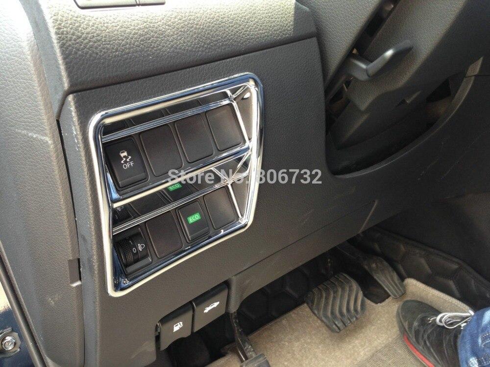 Для Nissan X-trail кнопка переключения лампы Крышка отделка