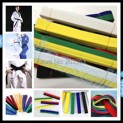 2.8M martial arts belt Karate Taekwondo Judo Jiu jitsu tae kwon do tape