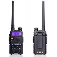 vhf uhf Retevis RT-5R Dual Band מכשיר הקשר VHF / UHF 136-174 / 400-520MHz 5W 128CH כף יד במקלט נייד Ham Radio Comunicador (2)