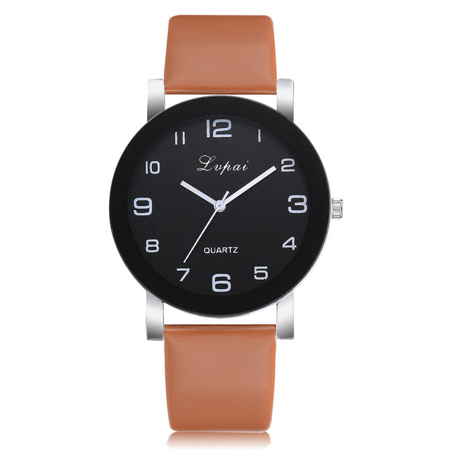 Relogio feminino 2018 Women Fashion Small dial Leather Band Analog Quartz Movement Wrist Watch wholesale erkek saat 5N