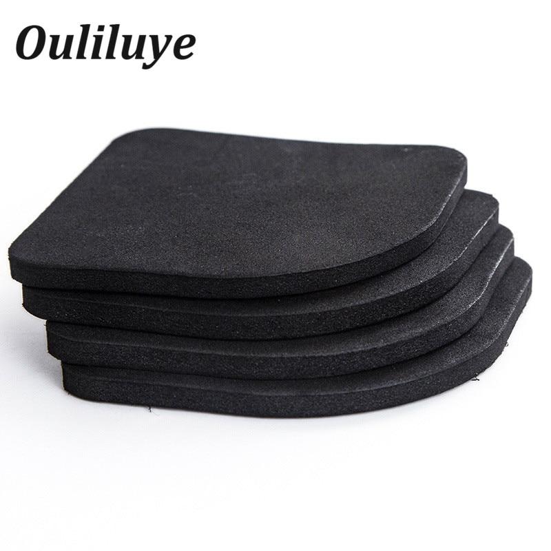 New 4 PCS/Set Non-slip Pads For Washing Machine Feet Anti Vibration Pads Kitchen Chair Furniture Sofa Legs Protection Pad