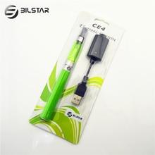למעלה איכות Bilstar אגו CE4 שלפוחית ערכת סיגריה אלקטרונית vape עט 650mah 900mah 1100mah אגו t סוללה 1.6ml ce4 ce5 מרסס