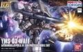 ПРОИСХОЖДЕНИЯ 008 YMS-03 Vaffu Gundam Bandai 1/144 HG GTO Масштаб модели здания хобби