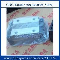 Ursprüngliche Taiwan Abba lager BRH20B  slider block BRC20R0  platz slider blöcke BRC20RO-in Linearführungen aus Heimwerkerbedarf bei