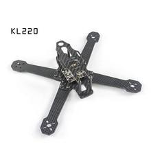 KL220 220mm Quadcopter Frame Kit con Placa PCB