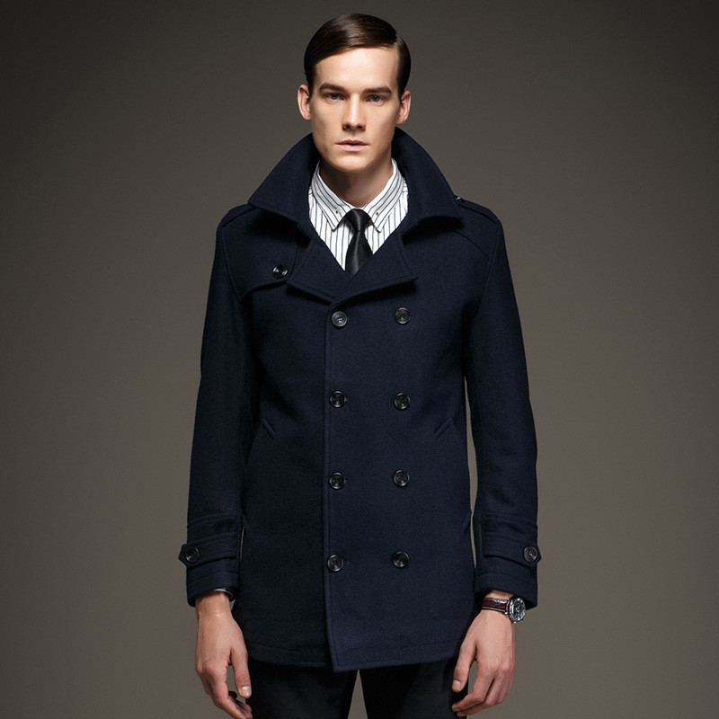 Online Buy Wholesale mens formal winter coats from China mens