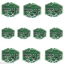 10PCS EWS Remote Control Circuit Board for BMW 3 Button 315 433MHz W O Key Shell