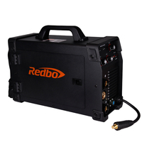 REDBO Mig Welder MIG200 MMA TIG MIG Functions Welding Machines 220V With Accessories MIG Welder Fashion