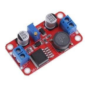 Image 2 - XL6019 automatyczne step up prądu stałego Dc regulowany konwerter moduł zasilania 20W 5 32V do 1.3 35V
