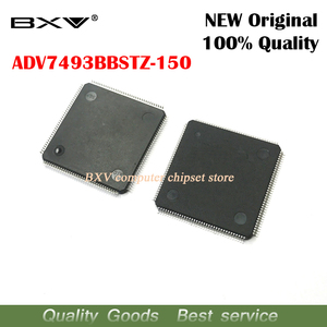 Image 1 - משלוח חינם 5 יח\חבילה ADV7493B ADV7493BBSTZ 150 QFP חבילה מקורי אותנטי