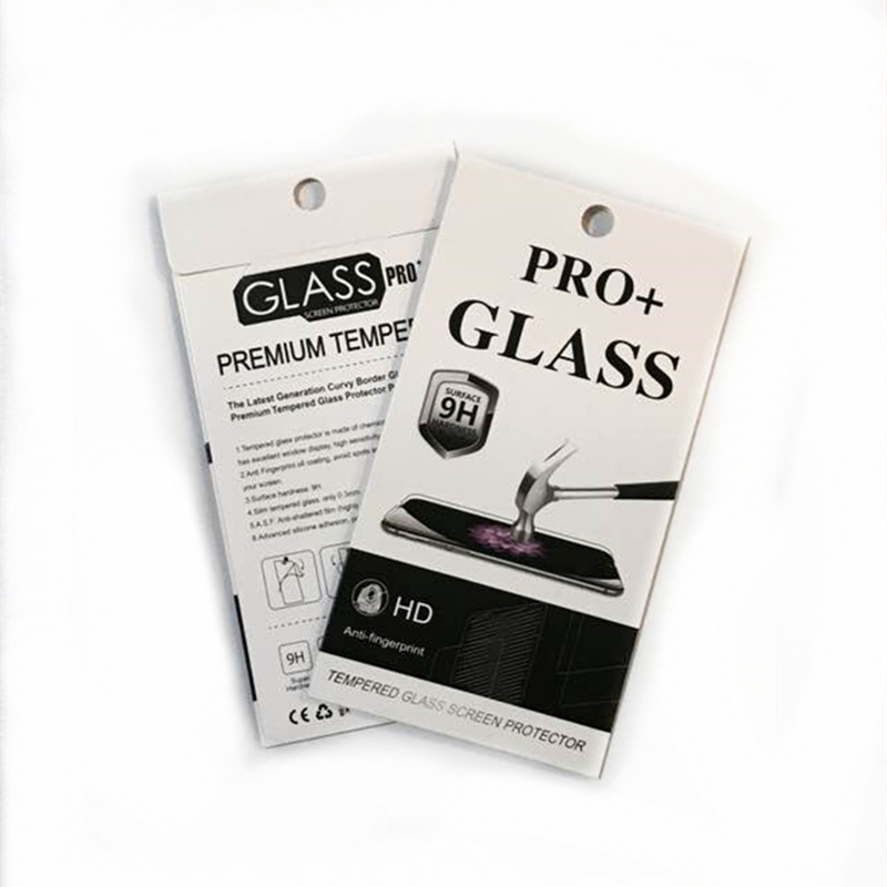 9H Tempered glass For Samsung Galaxy S6 G920 G920F Screen Protect Toughened Protective 5 1 inch Film with Retail Packing in Phone Screen Protectors from Cellphones Telecommunications