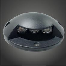 2 Вт 3 Вт 4 Вт 8 Вт Светодиодный светильник для ног s Встроенный угловой светильник светодиодный наружный светильник s светодиодный шаговый светильник IP68 светодиодный подземный светильник без встроенного