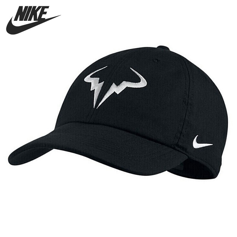 Nike Floral Tennis Hat Fashion Breathable Woman Peaked Cap Sun Hat