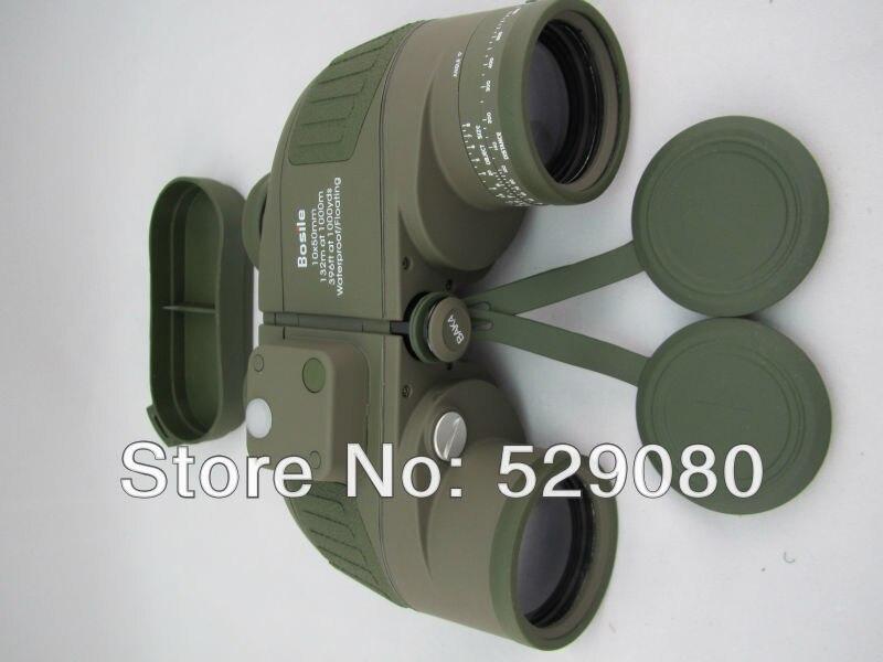 Dealswagen 10x50 Marine Fernglas Mit Entfernungsmesser Und Kompass Bak 4 : Fernglas mit entfernungsmesser und kompass steiner
