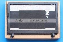 Новый оригинальный Lenovo 100-15 100 ЖК-дисплей задняя крышка передняя рамка 15 «черный IdeaPad AP1HG000100 AP1ER000200
