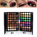 Professional 40 Colors Makeup Cosmetic Matte Earth Color Eye Shadow Stage Makeup Eyeshadow Palette Set