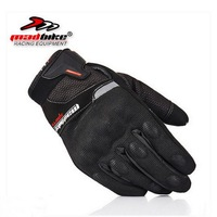 New MAD BIKE Full Finger Motorcycle Gloves Motorbike Gloves Winter Warm Weaterproof Windproof MAD 14 Have