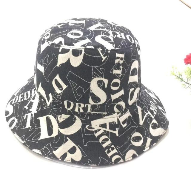 Men Women Bucket Hat Flower...