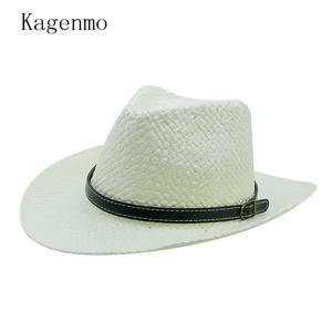 552d89275869e Kagenmo Straw Beach Men Sun Hat Summer Women Cap 10pcs