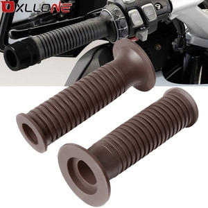 Image 1 - Motorcycle Rubber Handle Bar Part Moto Handlebar Grips For TRIUMRH TIGER 1050/Sport 800XC XCX XR XRX SPRINT GT RS  ST THRUXTON